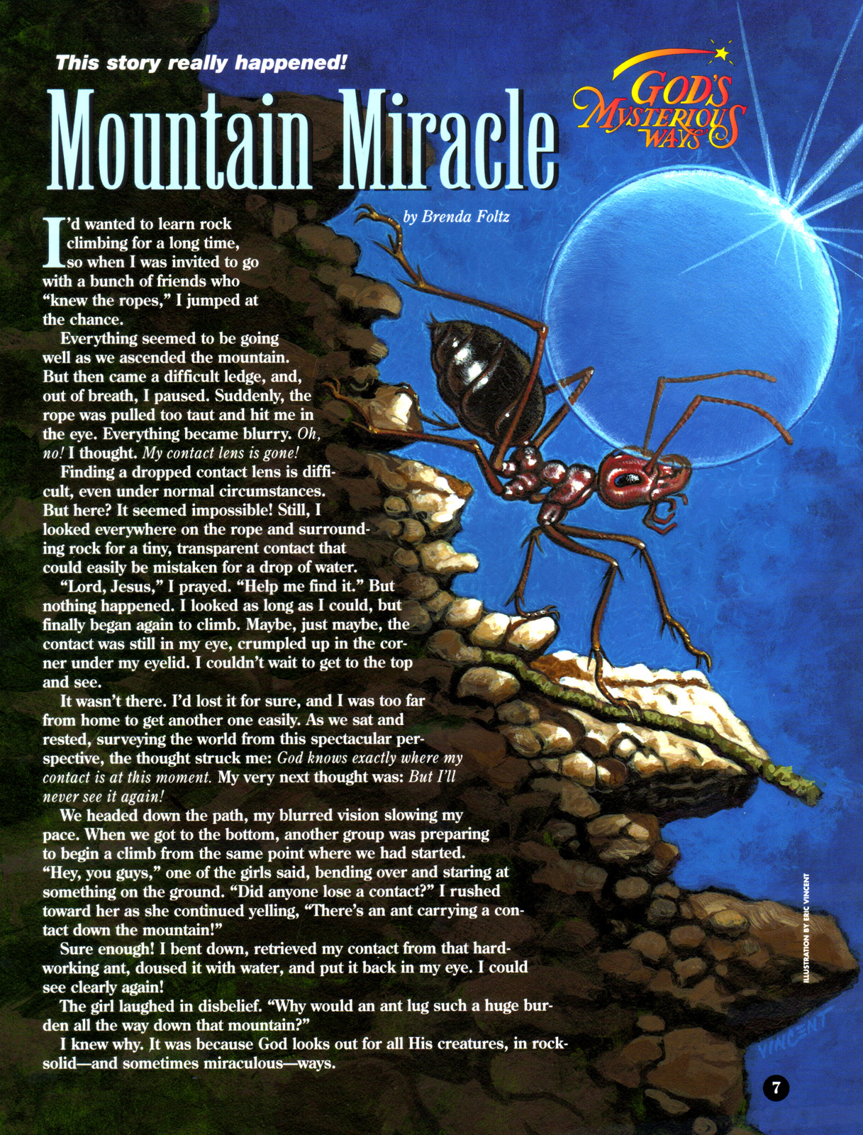 Mountain Miracle