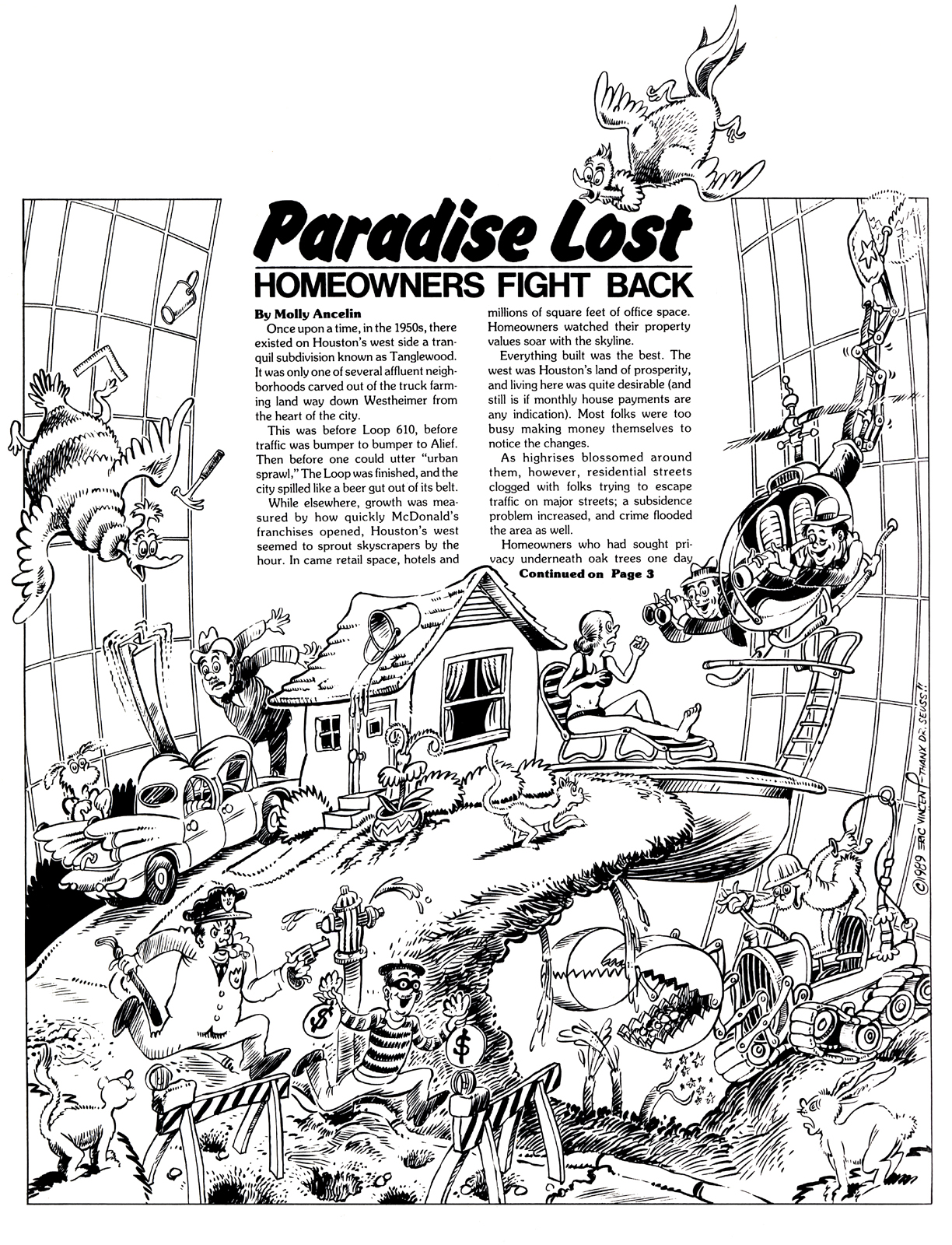 WT Paradise Lost