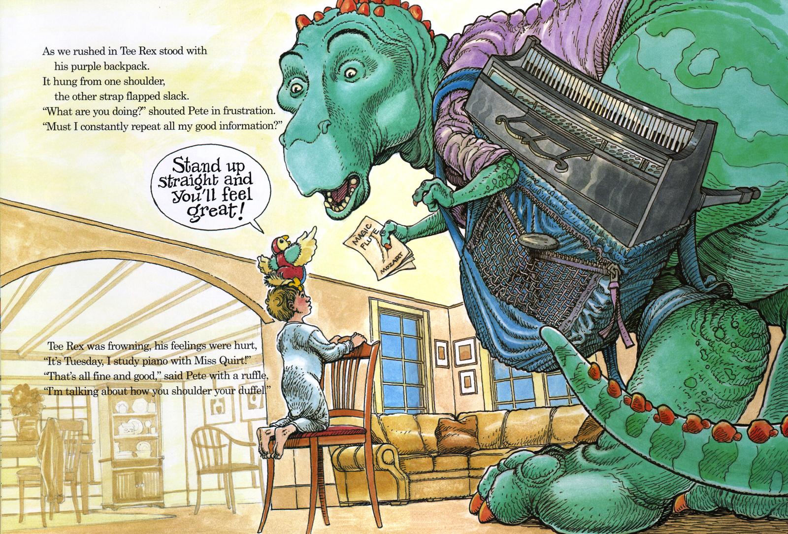 Dinosaur Dreams 4