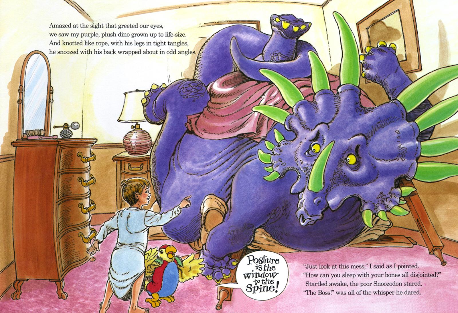 Dinosaur Dreams 5