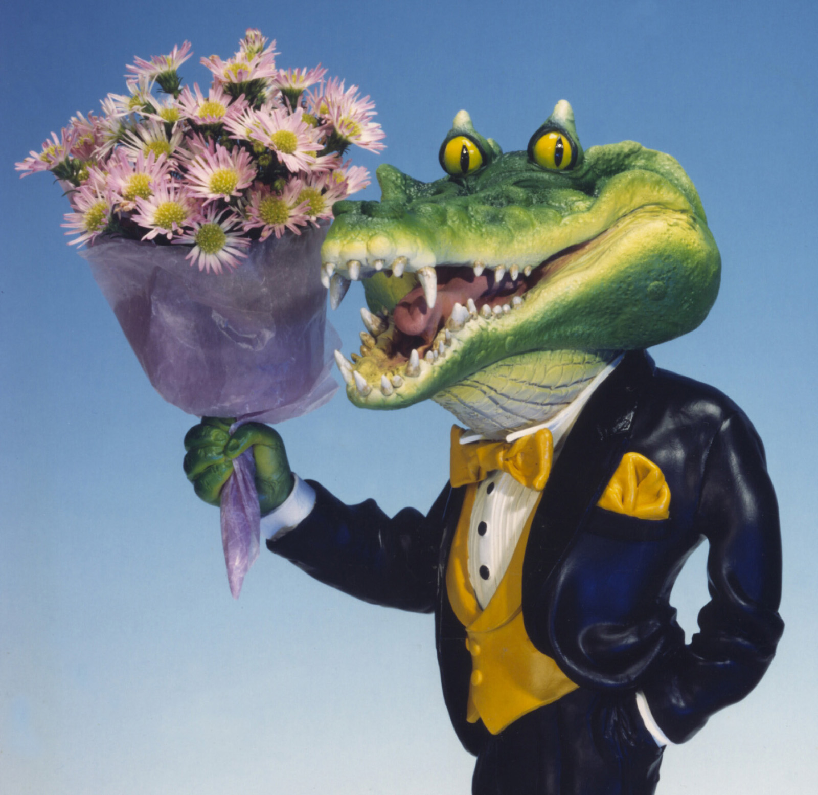 Gingiss Menswear Prom Gator
