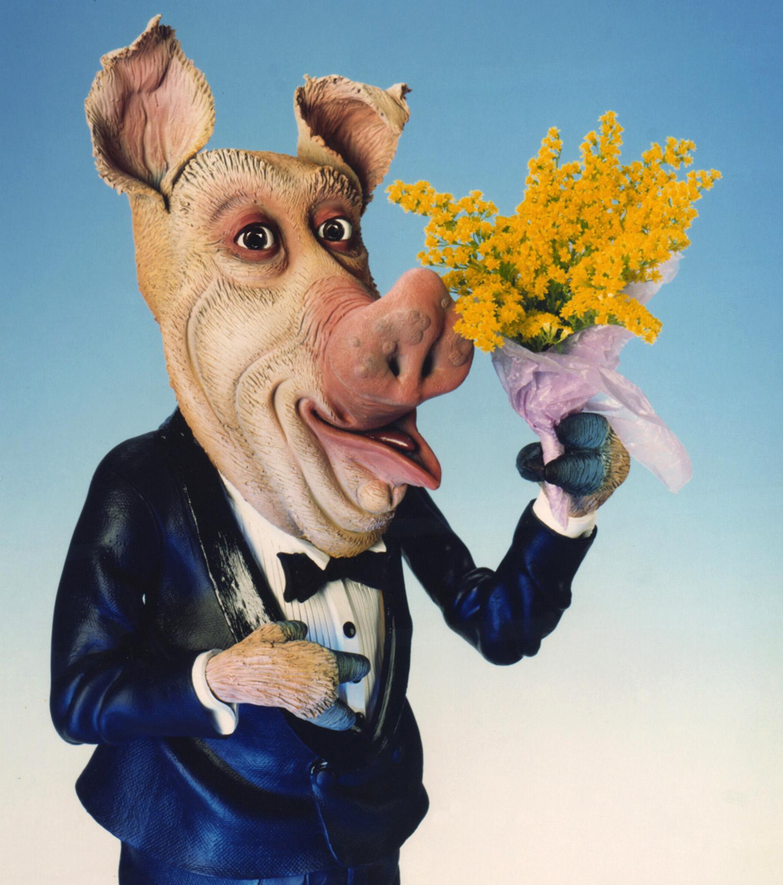 Gingiss Menswear Prom Pig
