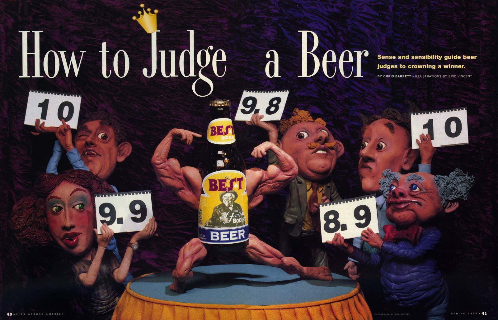 How to Judge a Beer- Beer Magazine