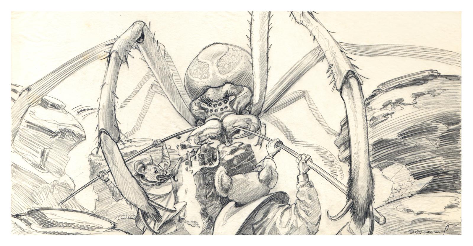 NS Spider
